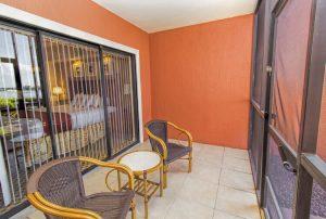 Studio Villa veranda