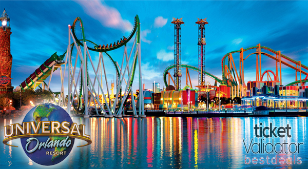 Universal Orlando: Ticket Validator - Sale Tickets of all ...