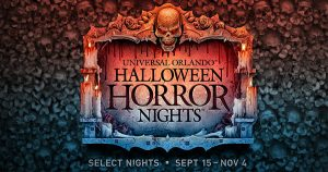 Universal Orlando Halloween Nights