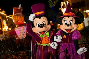 Mickey's Not-So-Scary Halloween Party - Ticket Validator (Ticket ...